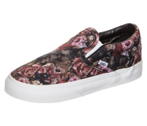Classic Slip-On Moody Floral Sneaker Kleinkinder