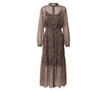 Kleid 'Dr Goldi' mischfarben