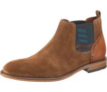 Chelsea Boots braun / mischfarben