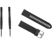 'QuickFit 20' Uhrband schwarz