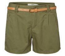 Chino-Shorts 'Vmboni' grün