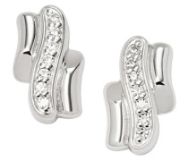 Paar Ohrstecker »Sterling Silver Jfs00301040« silber
