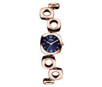 "Armbanduhr ""so-3073-Mq"" gold"