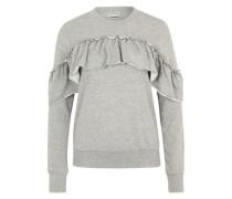 'Nmronja' Sweater graumeliert