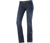 Valerie Bootcut Jeans Damen blau