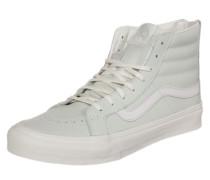 Sneaker High 'SK8-Hi' mint / pastellgrün / weiß