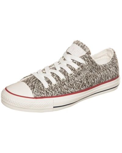 converse damen converse converse chuck taylor all star ox winter knit sneaker damen grau reduziert. Black Bedroom Furniture Sets. Home Design Ideas