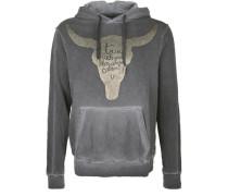 Kapuzensweatshirt Longhorn