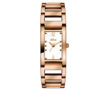 Armbanduhr »So-2901-Mq« gold