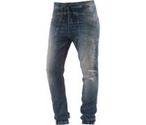 Sweat Jeans Debora blau
