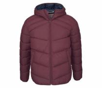 Steppjacke 'Landing Puffer Jacket' bordeaux