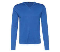 Pullover 'Gelas-M' blau