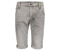 Shorts 'Arc 3D' grey denim
