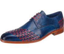 'Lewis 24' Business Schuhe blau