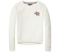 Pullover 'ame Solid Sweater' beige