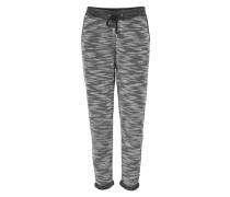 Haremshose grau / schwarz