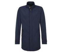 Modern Fit: Eleganter Kurzmantel dunkelblau