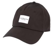 Kappe mit Logo-Patch schwarz