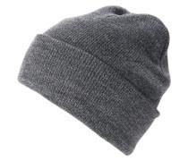 Mütze 'salt Pepper Hat' schwarz