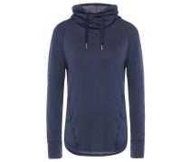 Sweatshirt 'hayla' blau