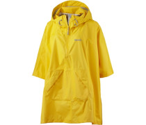 Armier Regenmantel Damen gelb
