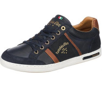 Mondovi Uomo Low Sneakers blau