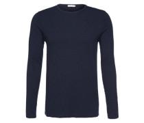 Langarmshirt 'Lassen' blau