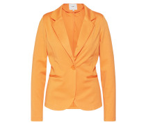 Sweat-Blazer 'Kate' orange