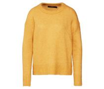 Pullover 'kizzi' goldgelb