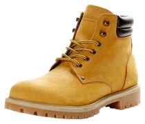 Workwear-Stiefel braun / gelb