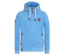 Zipped Jacket 'Schwarzkopf IV' hellblau
