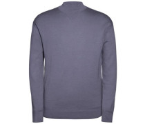 Zarter Merino-Strick-Pullover