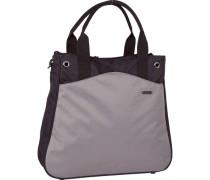 Urban Solid Ladies Handbag Henkeltasche 37 cm grau