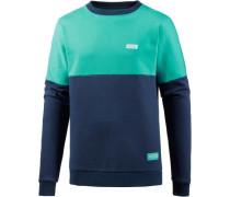 Sweatshirt Herren marine / jade