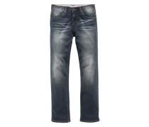 Stretch Jeans dunkelblau