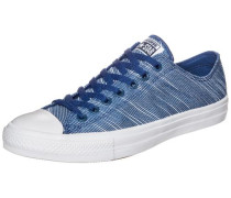 Chuck Taylor All Star II OX Sneaker blau