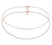 Halskette 'Choker' rosegold