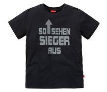 """T-Shirt """"So sehen Sieger aus"""" schwarz"""