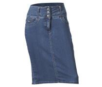 Bodyform-Jeansrock blau