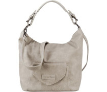 'Edina Vintag' Handtasche beige