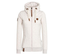 Female Hoody 'Monster Viii' beige
