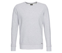 Sweatshirt 'S-Willard' grau