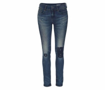 Skinny-fit-Jeans »Midge Cody Mid Skinny Woman« blau