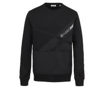 Pullover 'Griva Black' schwarz / weiß
