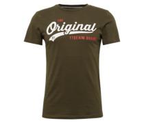 Shirt 'Crewneck tee with print'