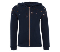 Jacke 'sweet hoodie jacket' navy