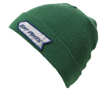 Topfmütze für Jungen grün