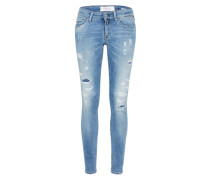 Slim Fit Jeans 'luz' blue denim
