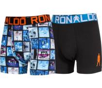 Boxer Boys Trunk 2er Pack mischfarben