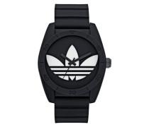 "Armbanduhr ""santiago Adh6167"" schwarz"